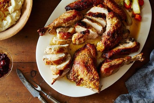 Spatchcock Turkey Is the Quickest Turkey