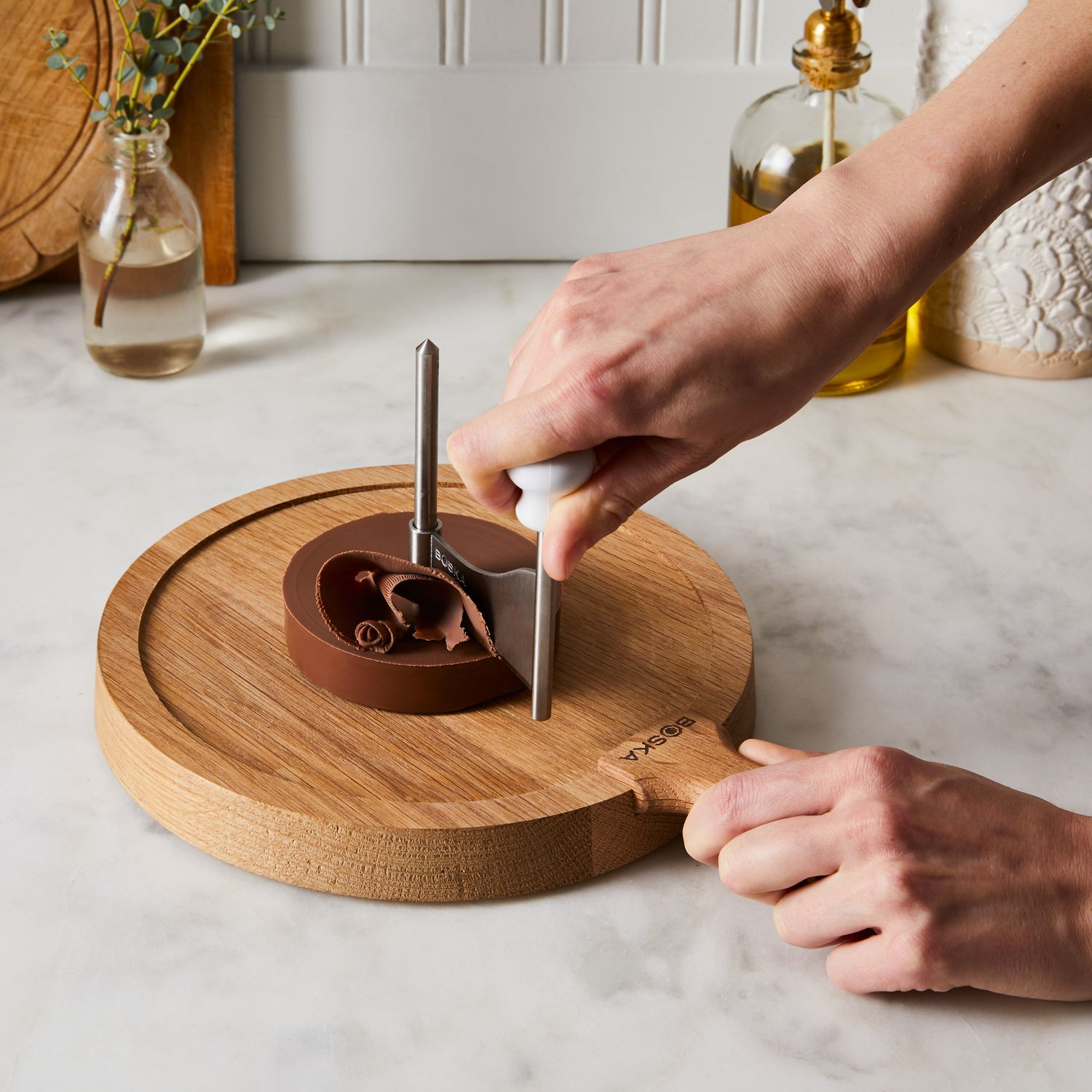 Wooden Cheese And Chocolate Curler On Food52