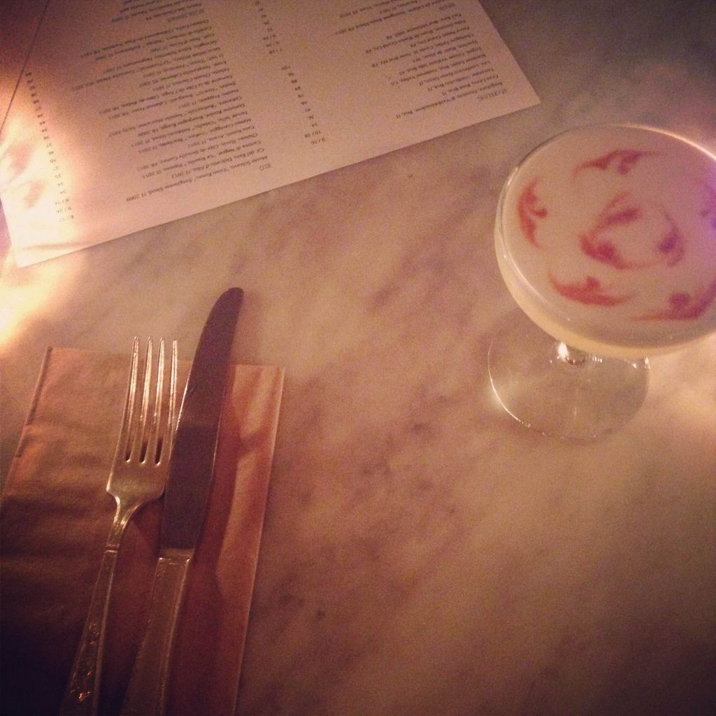 Maple Pisco Sour on Food52