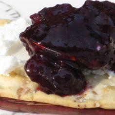 Blackberry Mulled Wine Jam