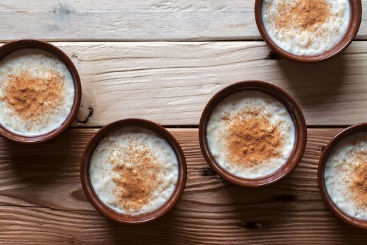 Easy Slow-Cooker Rice Pudding From Eleni Vonissakou