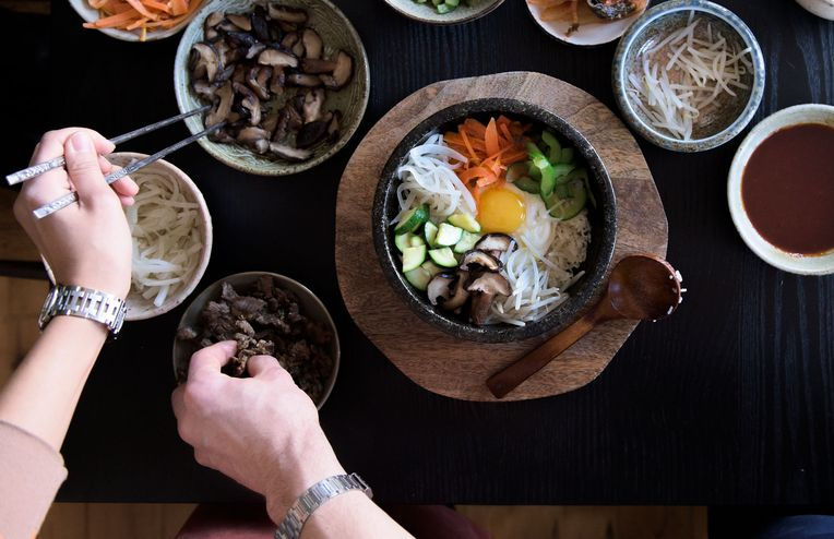 The London Couple That's Bringing Korean Food the Attention it Deserves