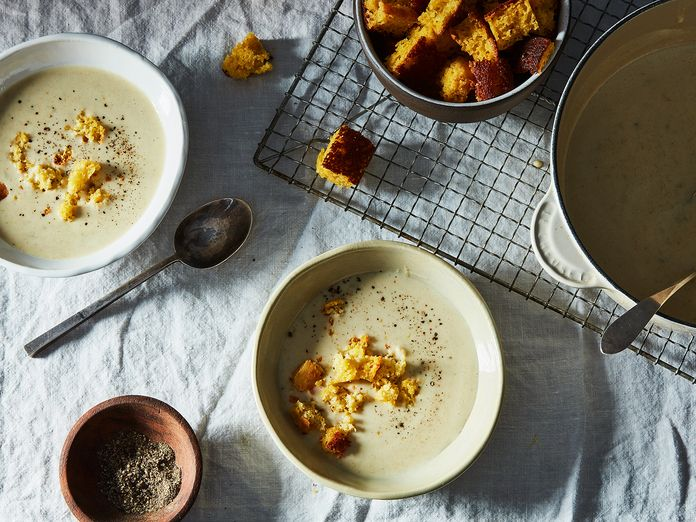 A Life-Changing (Yes, Really) Buttermilk Cornbread Soup