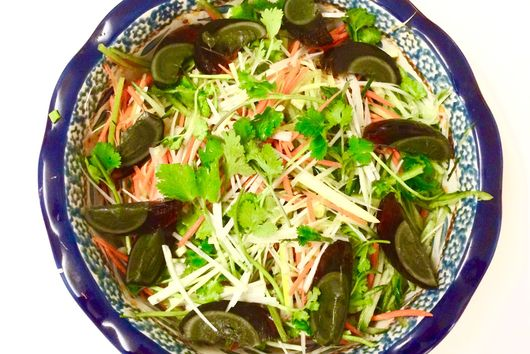Chinese Tiger Salad