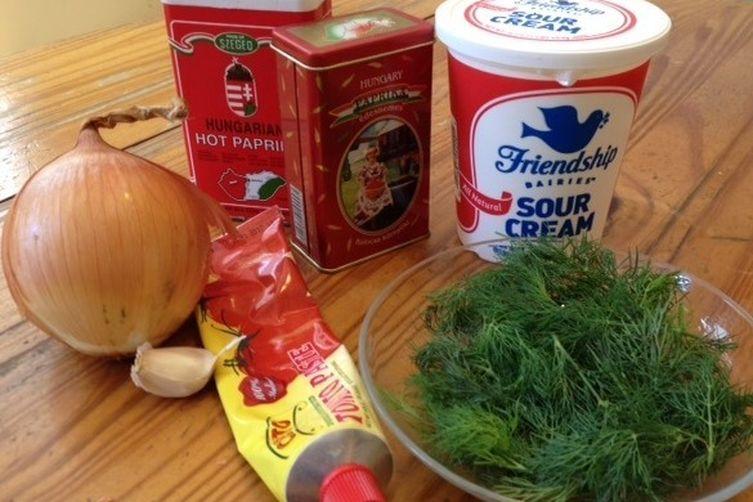 Chicken Paprikash(ish)