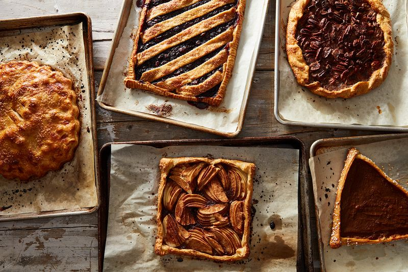 Scrap Your Thanksgiving Pie Plans & Make Galettes Instead