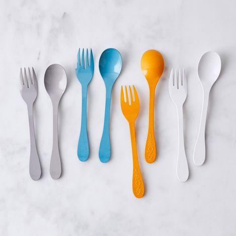 Reusable & Biodegradable Astrik Flatware