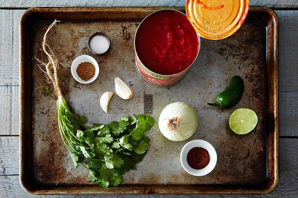How to Make Salsa Without a Recipe on Food52