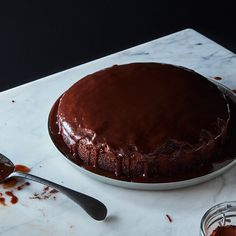 Belle Foley's Chocolate Cake