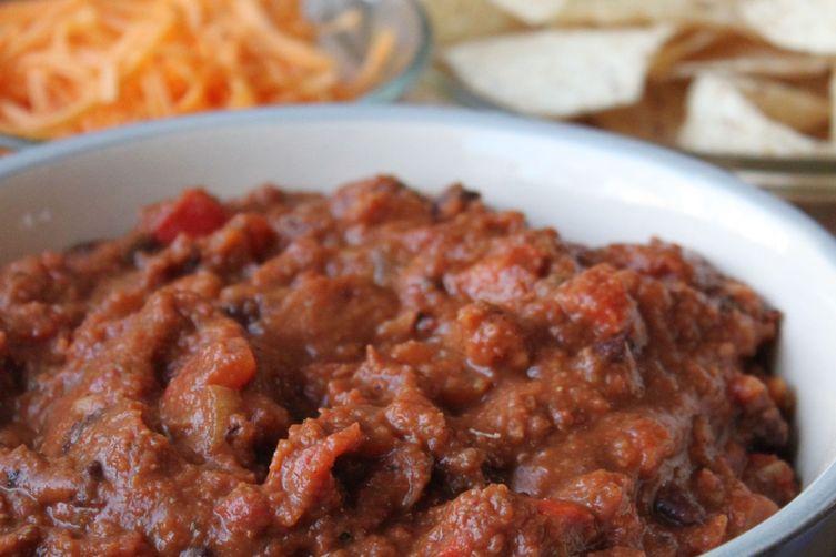 Smoky Chipotle Vegetarian Chili Recipe on Food52