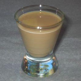Irish Cream...sans les oeufs