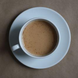 Homemade Vanilla Bean Chai Syrup