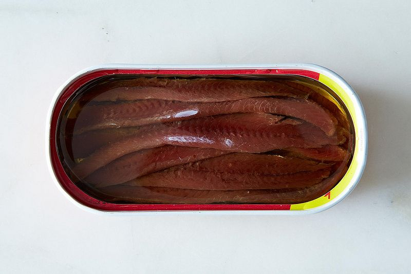 Anchovies from Food52