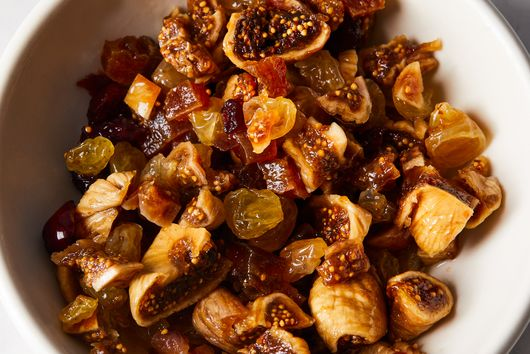 Boozy Dried Fruit