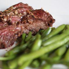 Brown Butter Hanger Steak