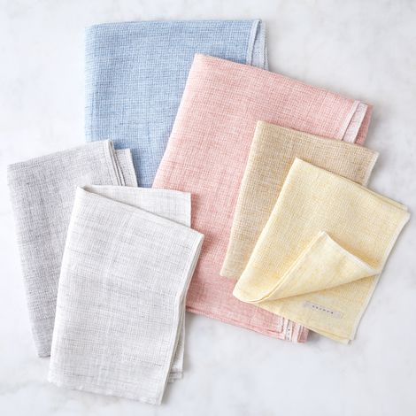 Moku Linen & Cotton Japanese Bath Towels