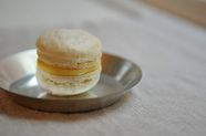 Meyer Lemon Macarons