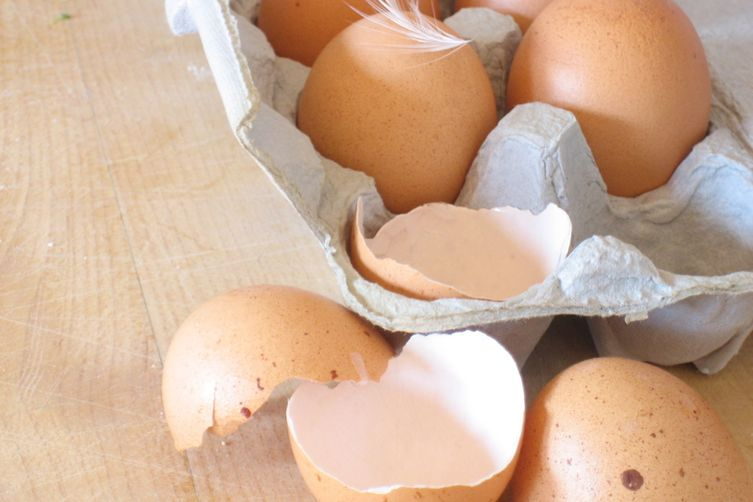 Green eggs and ham for grownups