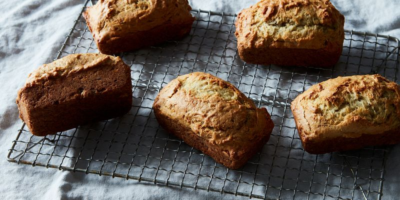 Intensely Banana-y Banana Bread
