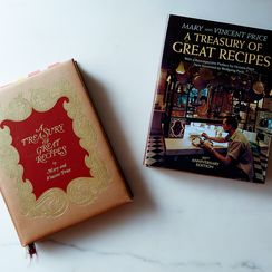 The Original Poofy Cookbook Cover (& Why It's M.I.A.)