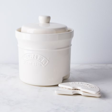 Kilner Ceramic Fermentation Crock Set