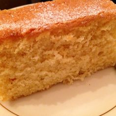 Bestest as Light and Fluffy as a Butter Cake Can Be!