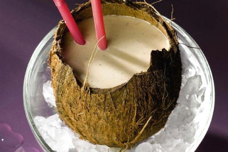 KRUPS Coconut Rum Coffee