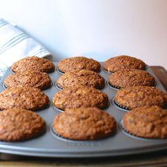 Molasses Bran Muffins
