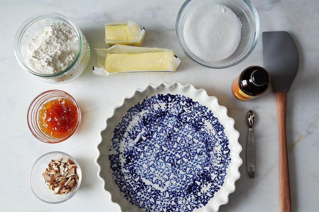 Cindy Mushet's Italian Jam Shortbread Tart (Fregolotta) on Food52