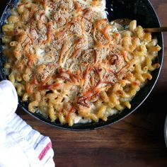 Miso Mac and Cheese