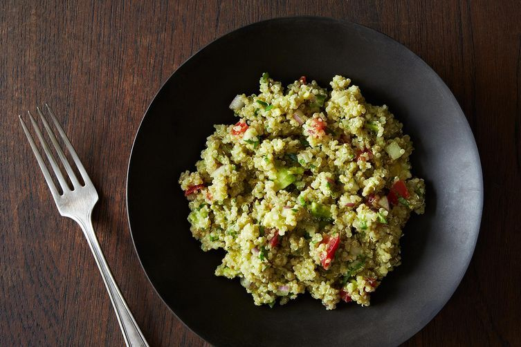 Guacamole Quinoa on Food52