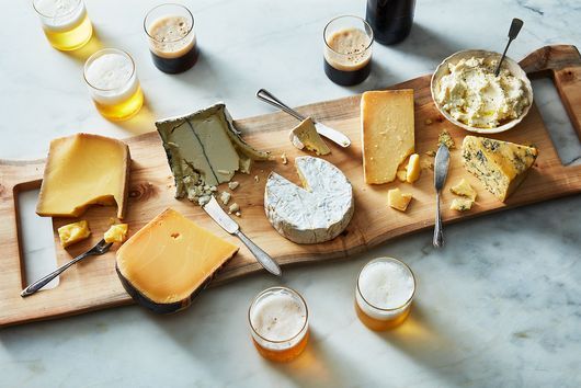 How to Pair Beer and Cheese (Like You Know What You're Doing!)