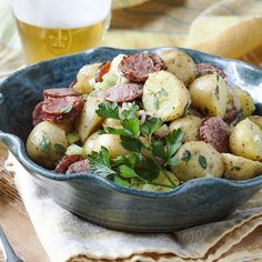 Sausage Potato Salad