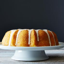 everyone loves a bundt by Hannah Margaret Allen