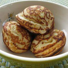 Coconut Puffballs