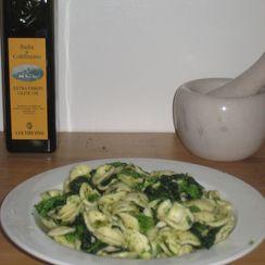 Broccoli Rabe and Orecchiette
