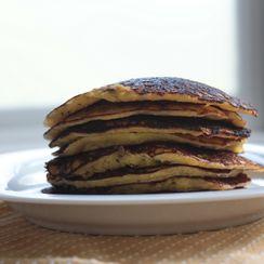 Cachapas  Venezuelan fresh corn pancakes