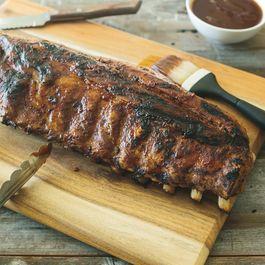 8075d3d2 5741 4e7b 9e71 5d21f52f4f0a  barbecue ribs with spiced rum pineapple sauce 1