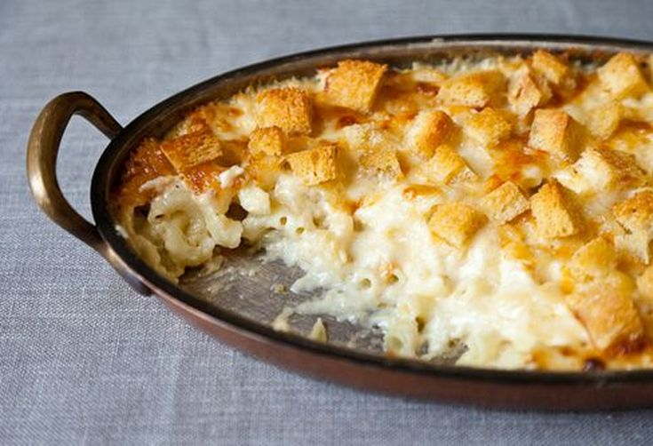 The History of Macaroni and Cheese
