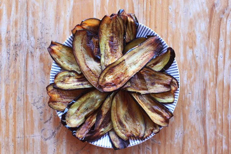Eggplant Baked Pasta (Riggidanella)