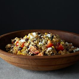 Quinoa by hookmountaingrowers