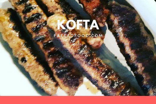 Beef & Pork Kofta