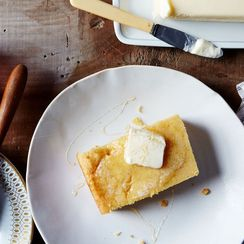 Super-Easy Brown Butter Cornbread