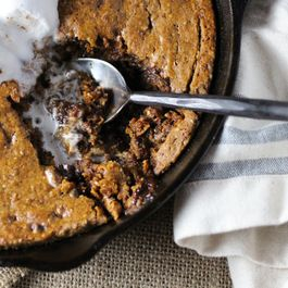 D7528883 6cd3 483d b697 f7fe8d0a1bd0  skillet pumpkin cookie