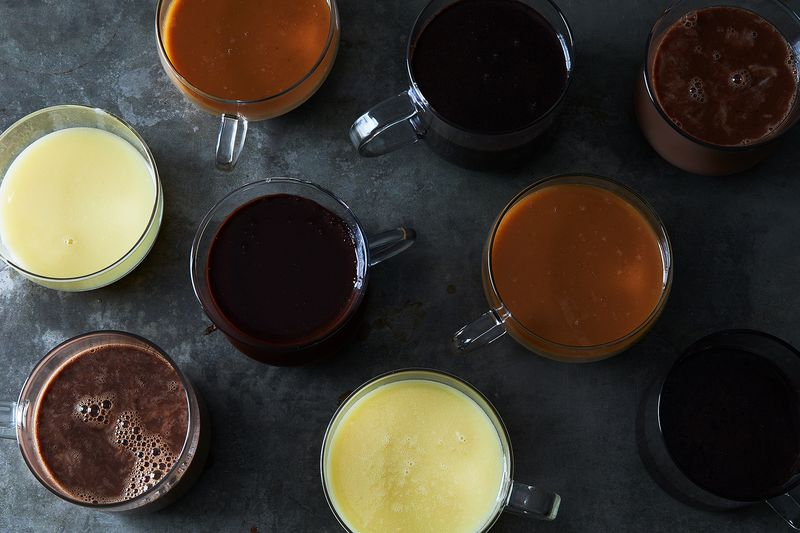 Which one of these hot chocolates is right for you?