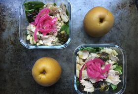 Weekend Prep Makes a Winning Lunch for Amanda's Kids
