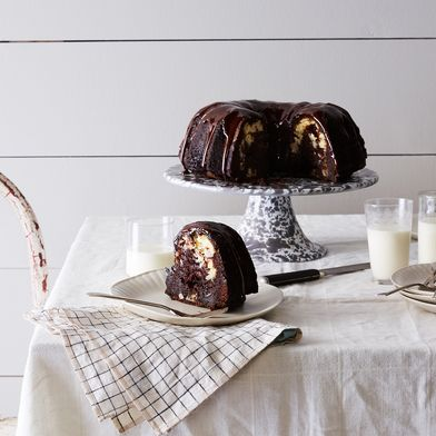 Grey Splatter Enamel Cake Stand