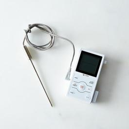 Dual Sensing Probe Thermometer