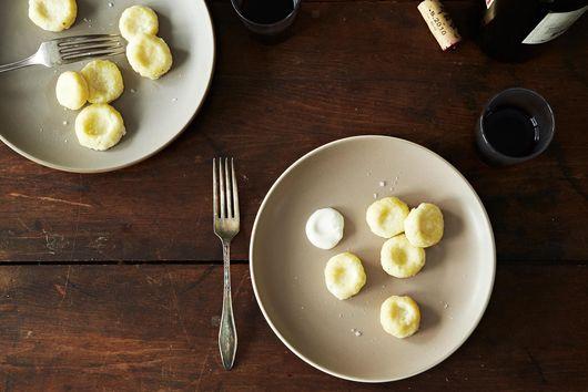 Gabriella's Farmers Cheese Gnocchi