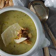 61a73690 54f4 4eb1 a36c d84bc8aa91a2  zucchini basil soup with parmesan walnuts